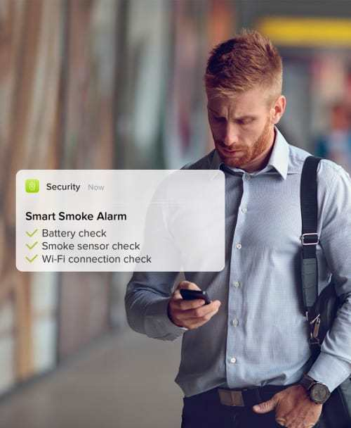 netatmo smart smoke alarm app