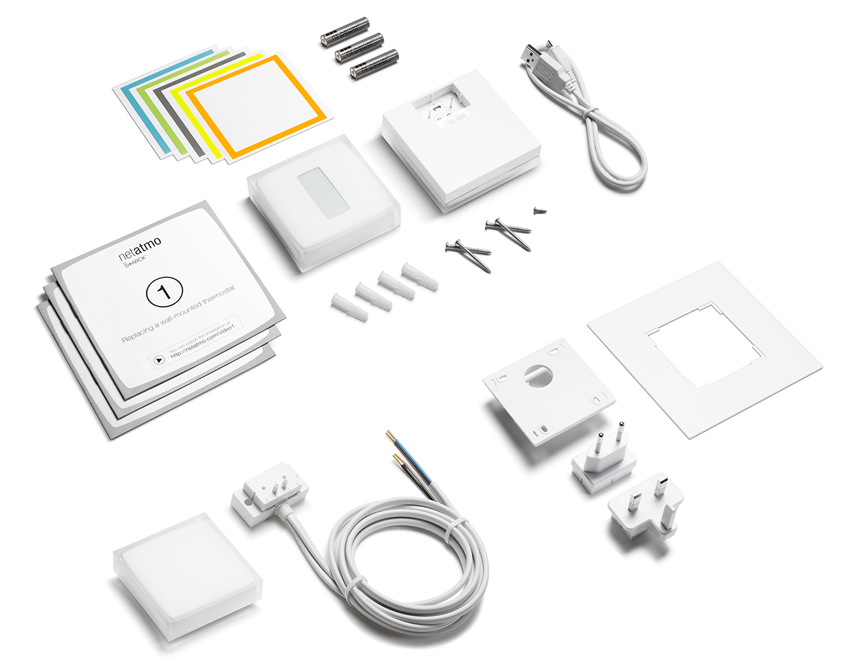 componente Netatmo Thermostat
