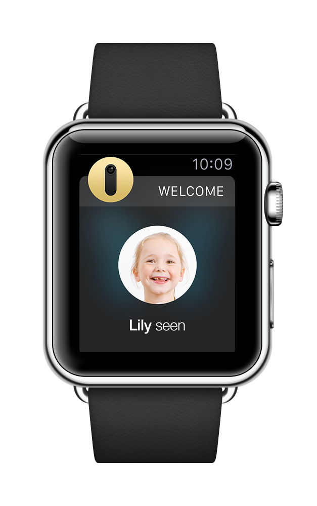 wellcome iwatch seen